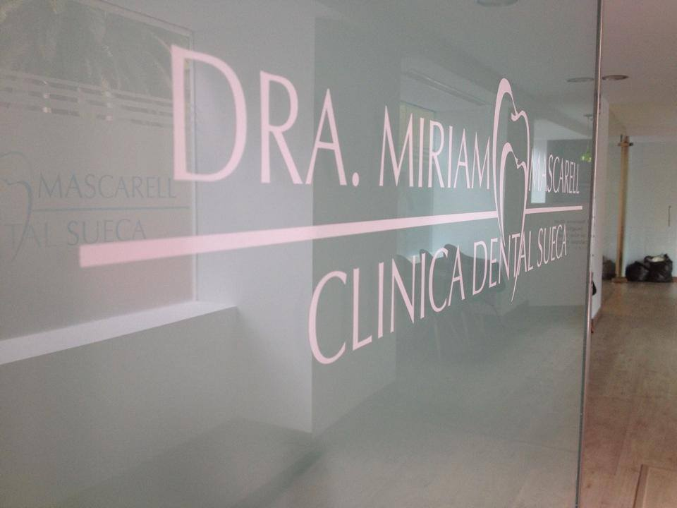Clinica dental Miriam Mascarell en Sueca