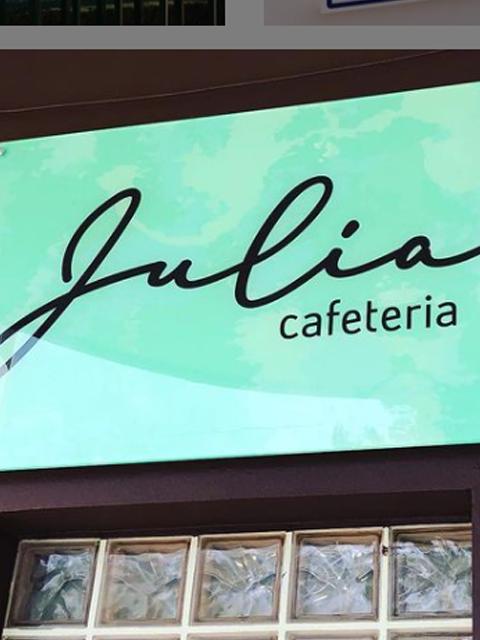 julia cafeteria